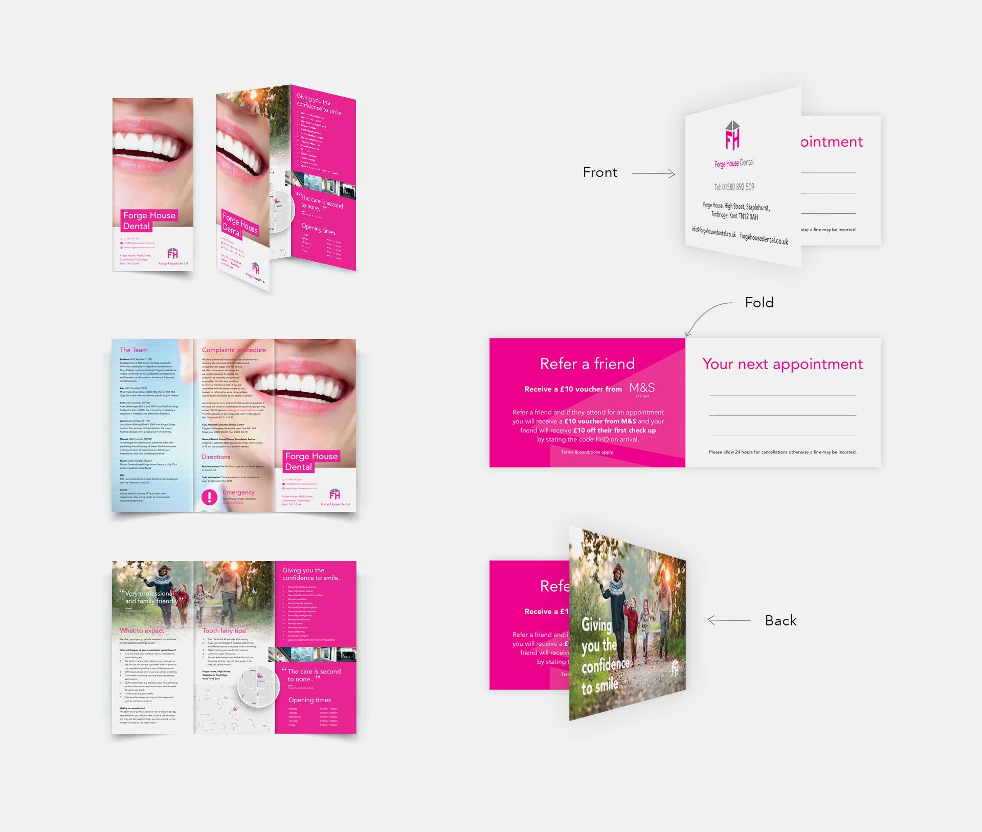Forge House Dental Print